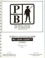 Title Page, McLean County 1971